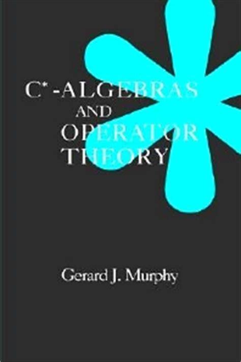 Thesis operator algebras